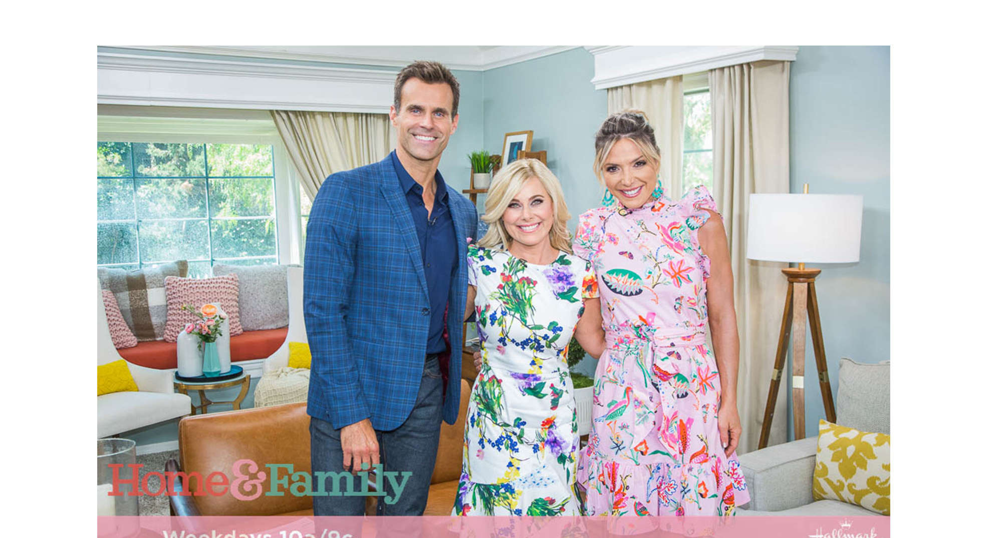 Home and Family Couch